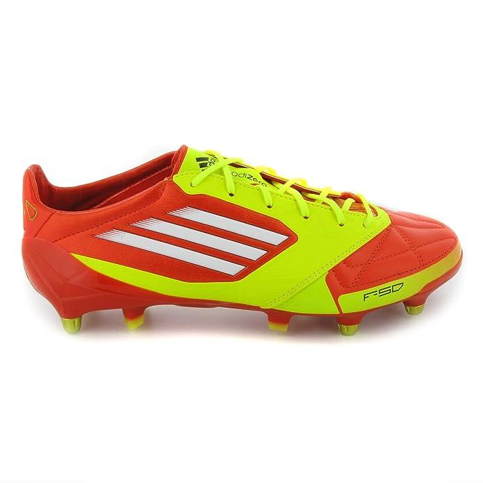 adidas F50 Adizero XTRX SG Lea miCoach Calcio Nuo.: Amazon