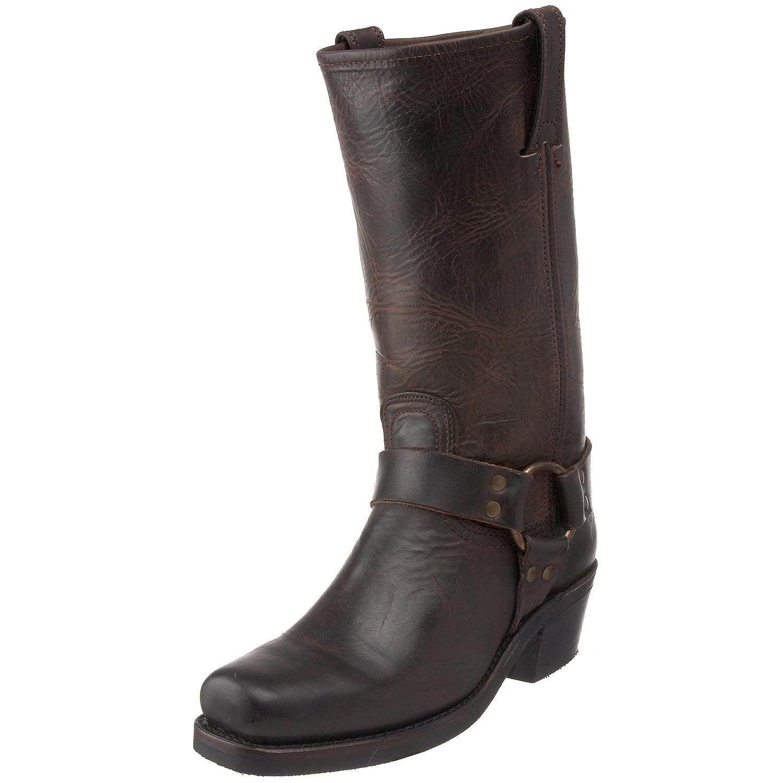 Smoke Frye Women's Harness 12R Boot