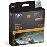 RIO Products Fly Line Intouch Switch Chucker #7, Gray-Orange-Green