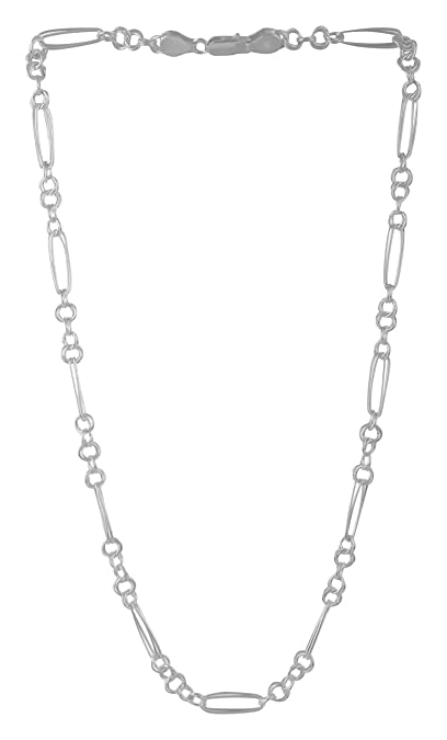 b36b1290ee318 Buy Arisidh Latest Exclusive Design 925 Sterling Silver Chain for ...