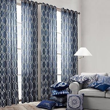 Yan Fenster Vorhange Fur Wohnzimmer Creme Vorhang Panels Fur