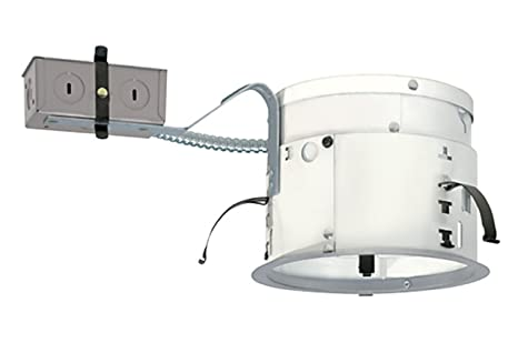 Juno Lighting TC2R 6-Inch Non-IC Rated Remodel Universal Housing (White Painted  sc 1 st  Amazon.ca & Juno Lighting TC2R 6-Inch Non-IC Rated Remodel Universal Housing ...