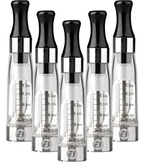 5 x Shisha Pen CE4 E Clearomizer Cigarette Atomizer Atomiser High Quality Ego