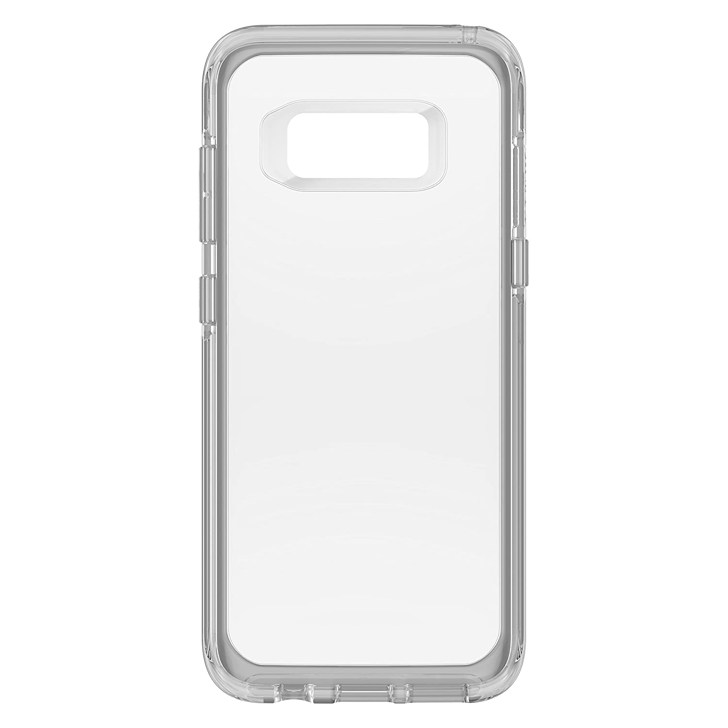 cb38a56ef8 Amazon.com: OtterBox Symmetry Clear Series for Samsung Galaxy S8 -  Frustration Free Packaging - Clear: Cell Phones & Accessories
