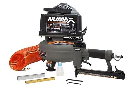 Numax sc22usck tapicería grapadora/Kit de compresor