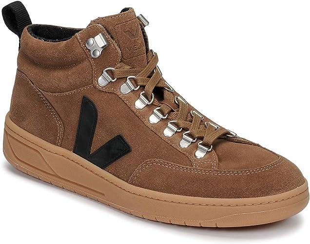 Estructuralmente colgante cortesía  Veja Mens Roraima Hi Top Trainers Brown 10 UK: Amazon.co.uk: Shoes & Bags