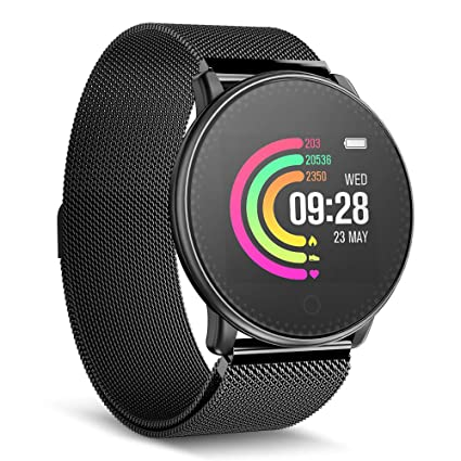 Amazon.com: Smart Watch, UMIDIGI Uwatch Bluetooth Smartwatch ...