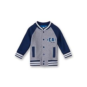Sanetta 113631 - Sweat-shirt - Bébé garçon