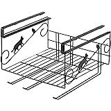 ヨシカワ キッチンペーパーホルダー ブラック 幅29.5×奥行30×高さ21.2cm 1305716