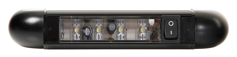 Lampa - Interior de la là ¡ mpara 4 led cortesà  a luz 12v-24v caravana de camiones 70666