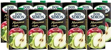 Don Simon Zumo de Manzana - 1 l: Amazon.es: Alimentación y ...