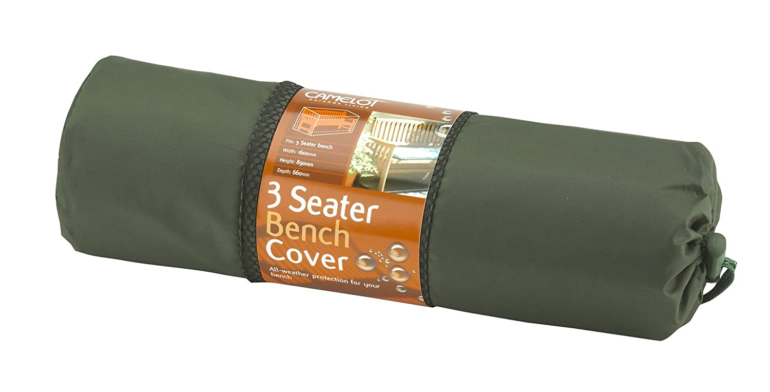 Camelot 3 Seater Bench Cover WEP0113 Three Protection Tarpaulin