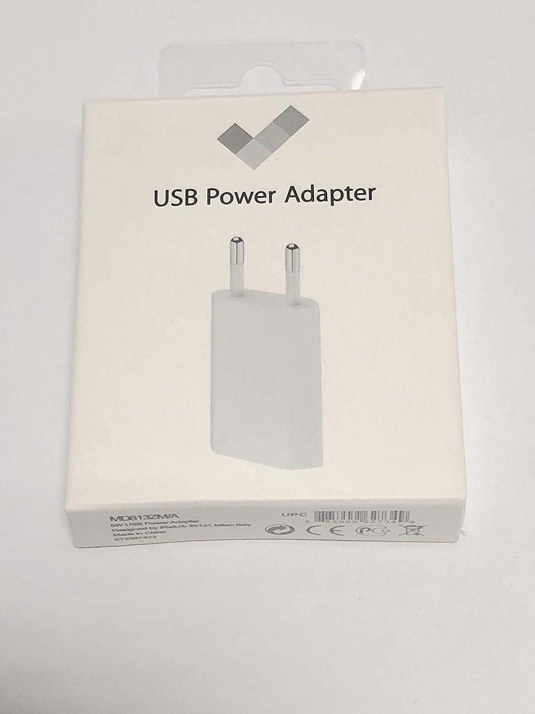 iRefurb® Enchufe cargador EU para Apple iPhone original 1A ...