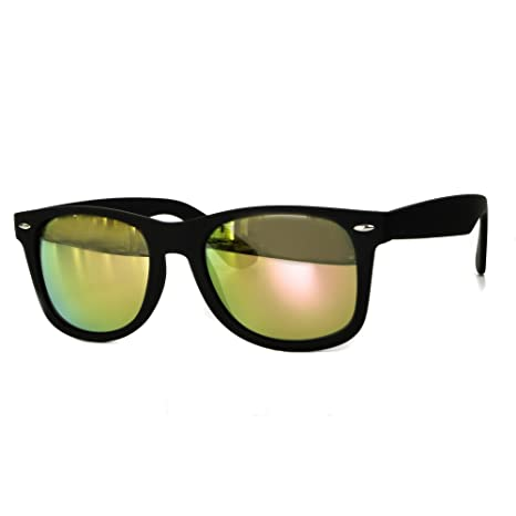 Gafas de Sol Hombre o Mujer Unisex Wayfarer Gafas de ...