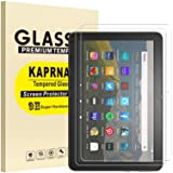 [2-Pack] KAPRNA Compatible with All-New Fire HD 8/Fire HD 8 Plus/Fire HD 8 Kids Edition [2020 Released, 10th Generation] Scre