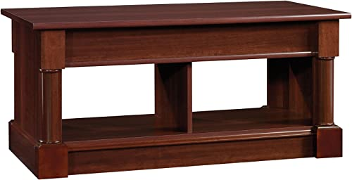 Toohey Home Theater Console Table Black