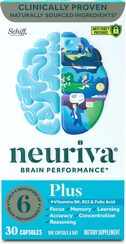Prevagen vs. Neuriva