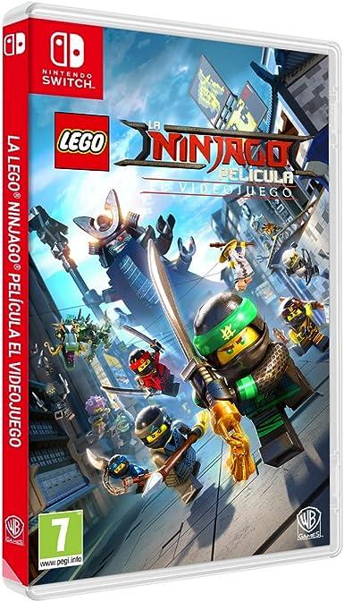 La Lego Ninjago Película: El Videojuego: Amazon.es: Videojuegos