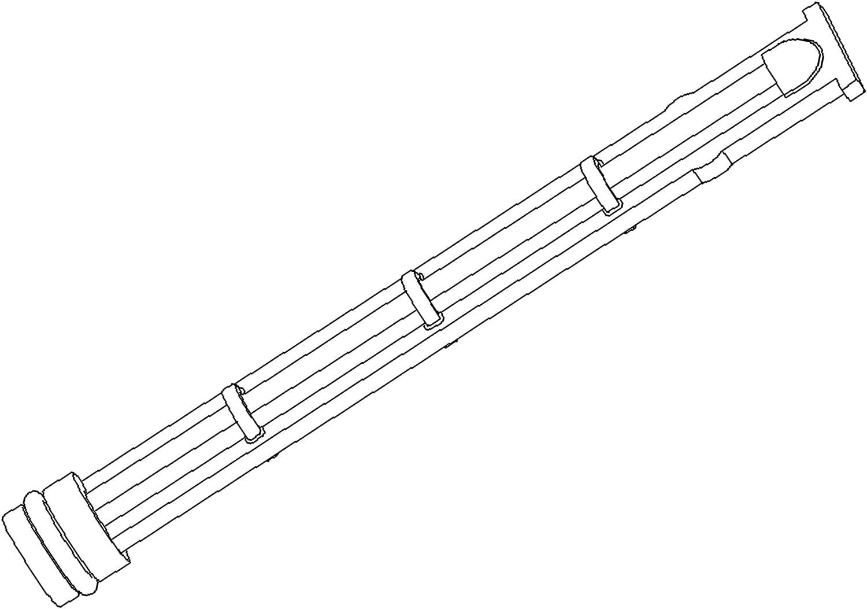 ACDelco 15-75159 GM Original Equipment Air Conditioning Inline Filter