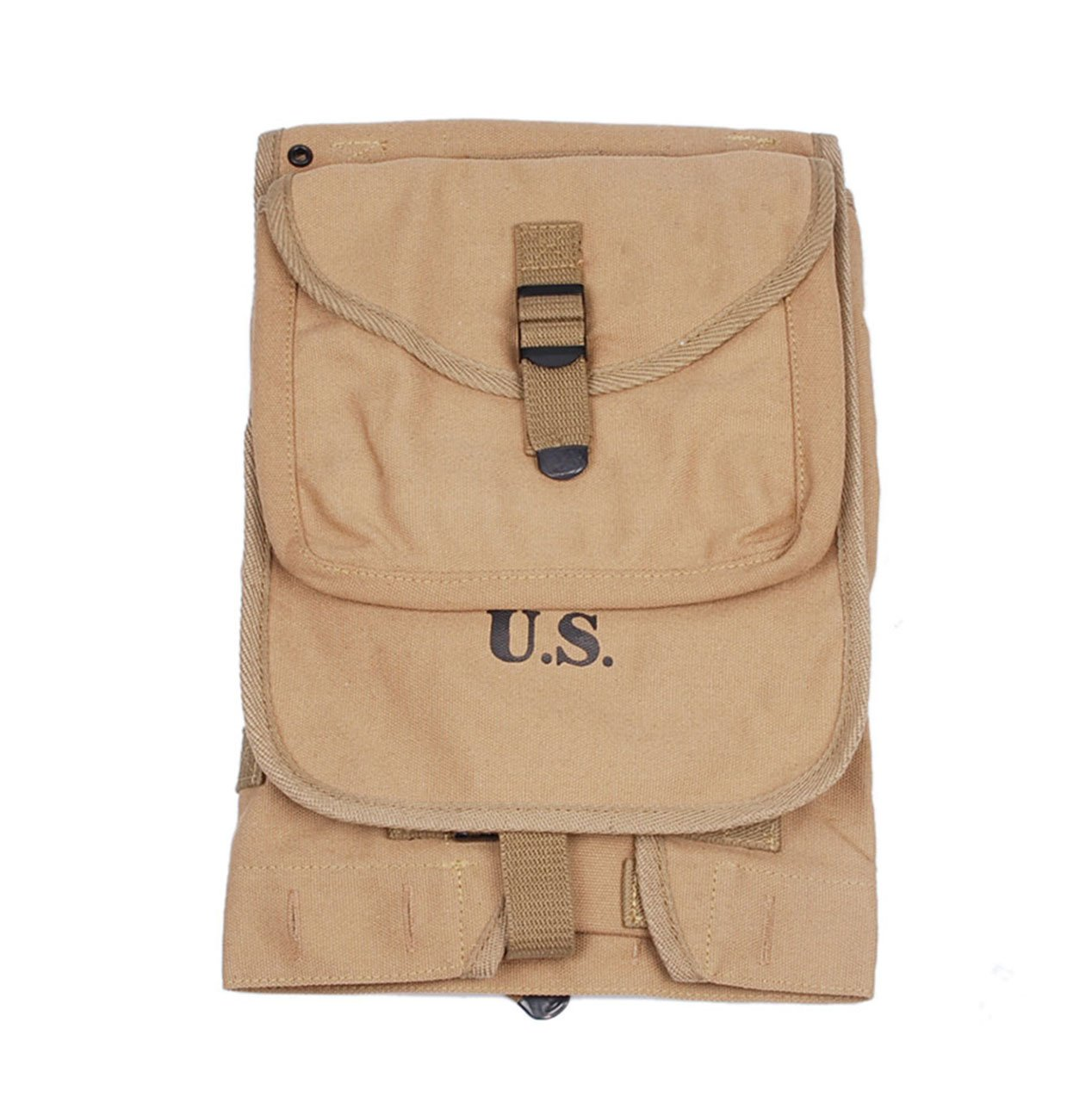 3292751c345d Heerpoint Reproduction Ww2 Wwii Us Army M1928 Tactical Haversack Rucksack  Knapsack Backpacks Canvas (khaki)