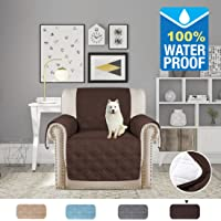 100% Waterproof Quilted Furniture Protector Premium Microfiber Sofa Covers