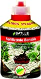Semillas Batlle 710875UNID - Fertilizante para bonsais, botella, 400 ml