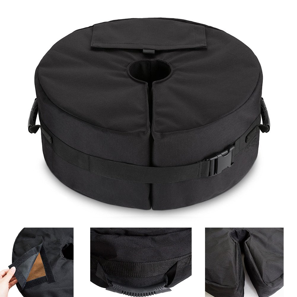 Symboat Patio Sunshade Umbrella Base Weight Bag 18
