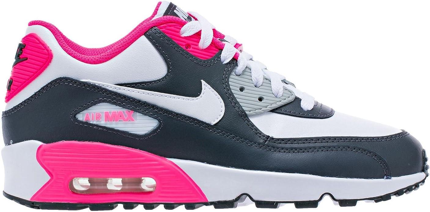 air max 90 donna rosa nere