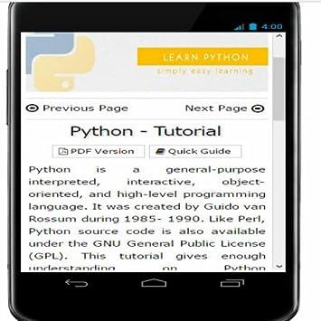Android Tutorials Pdf