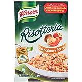 Knorr - Risotteria, Pomodoro e Porcini - 15 pezzi da 175 g [2625 g]