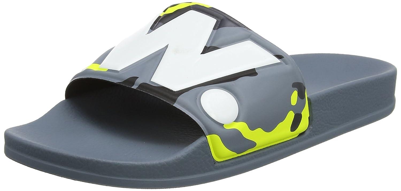 G-Star Raw Men's Cart II AOP Slide Sandal B074J9V3W2 46 M EU (13 US) Neon Yellow/Asfalt Ao