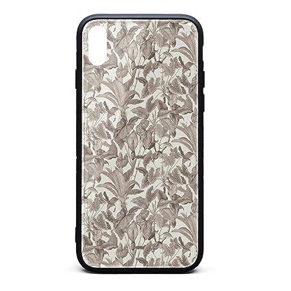 Amazon Com Tropical Leaves Wallpaper Jungle Leaf Gray