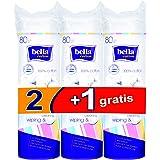 Bella Cotton Pads - 80 Pieces (Buy 2 Get 1 Free)
