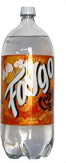 product image for Faygo Dee-licious Creme Soda Vanilla Flavored Soda Pop 2 Liter Bottle