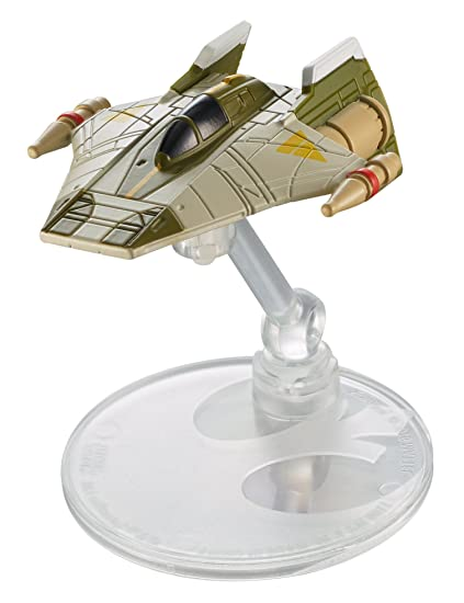 Diecast & Toy Vehicles Other Vehicles Hot Wheels Star Wars #4 X-wing Fighter Red 5 New A Wide Selection Of Colours And Designs