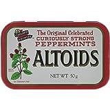 altoids Pepper Mints, 12unidades (12x 50g)