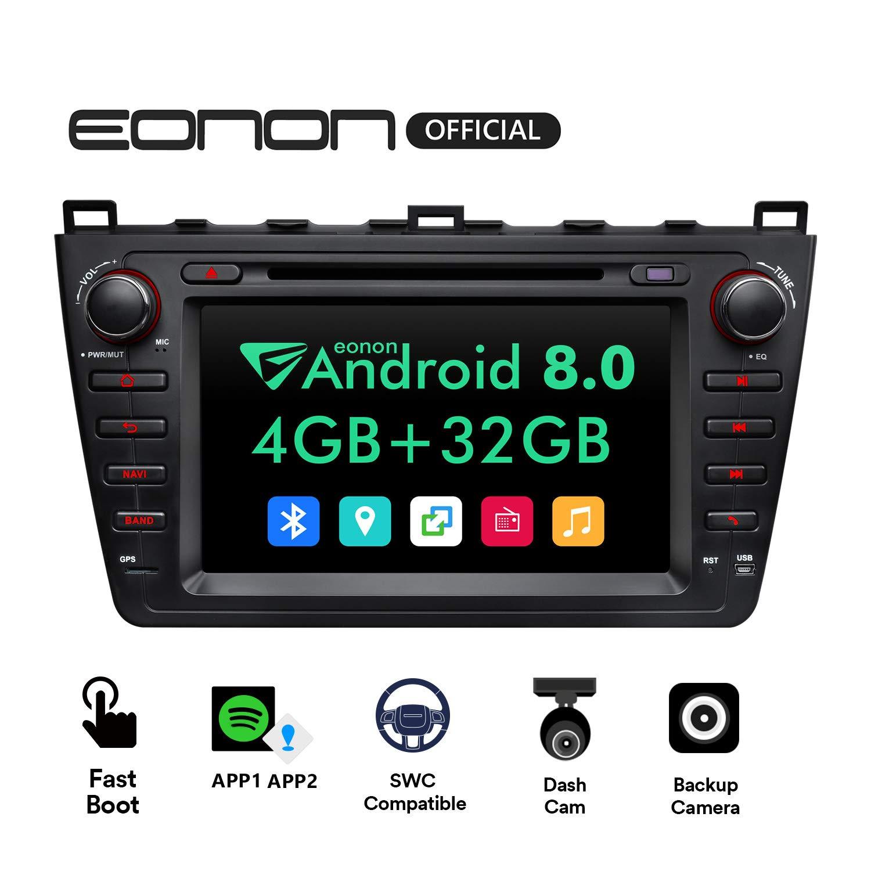 Amazon com: Head Unit Android Auto and Carplay Double 2 Din