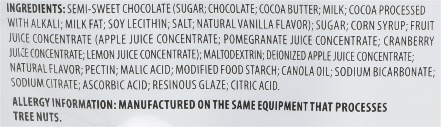 Brookside Dark Chocolate Pomegranate and Fruit Flavors Candy, 32-Ounce Bag (Pack of 2) by Brookside (Image #4)