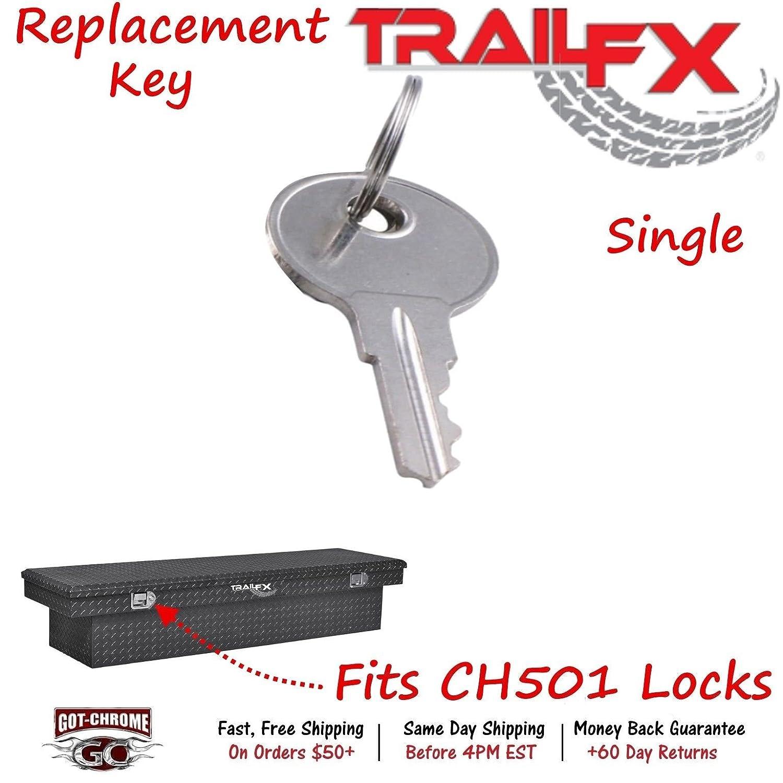 TrailFX TRAKEYCH501 CH501 KEY ONLY TFX TOOLBOX 4333200438