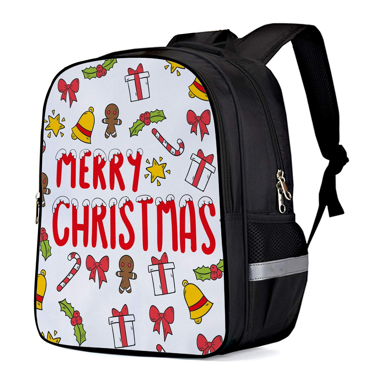 Christmas Gifts For College Students.Amazon Com Water Resistant School Backpack Merry
