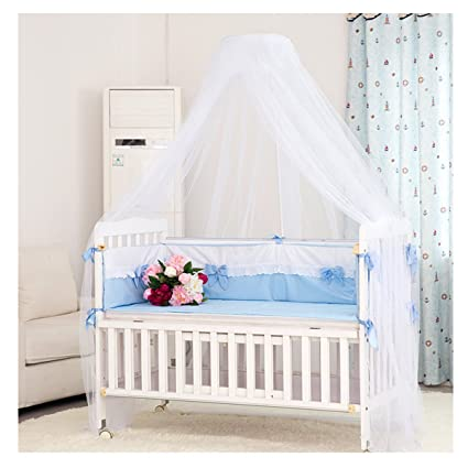 FOXNOVO baldacchino, Zanzariera a tenda per letto per bambino il ...