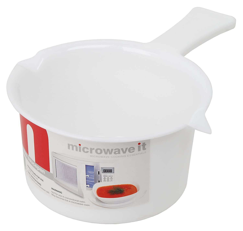 Microwave it - Cazo para microondas (500 ml): Amazon.es: Hogar