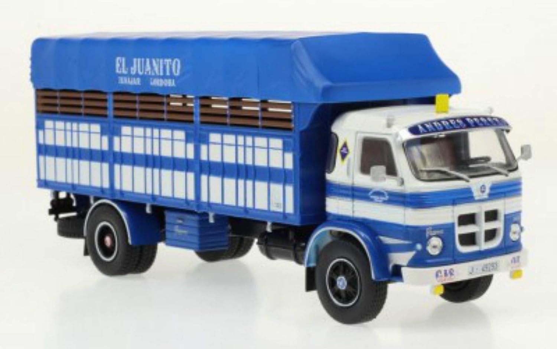 Desconocido 1/43 CAMION Truck Pegaso 1065L JUANITO 1968 SALVAT