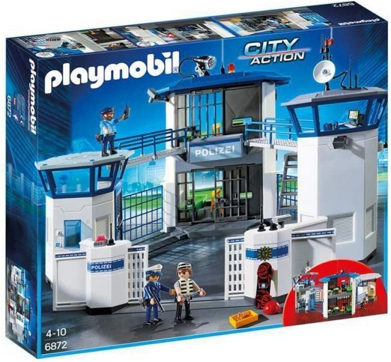 Playmobil City Action 6872 Set de Juguetes - Sets de Juguetes (Building