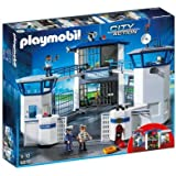 PLAYMOBIL® 6872 Police Command Center with prison