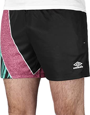 Umbro Azteca Pantalones cortos de chándal black: Amazon.es: Ropa y ...