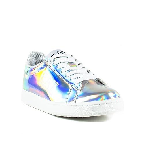 Classic Sneakers Ea7 Originale Scarpe Emporio Armani Donna Nuove gfCwZqt0tx