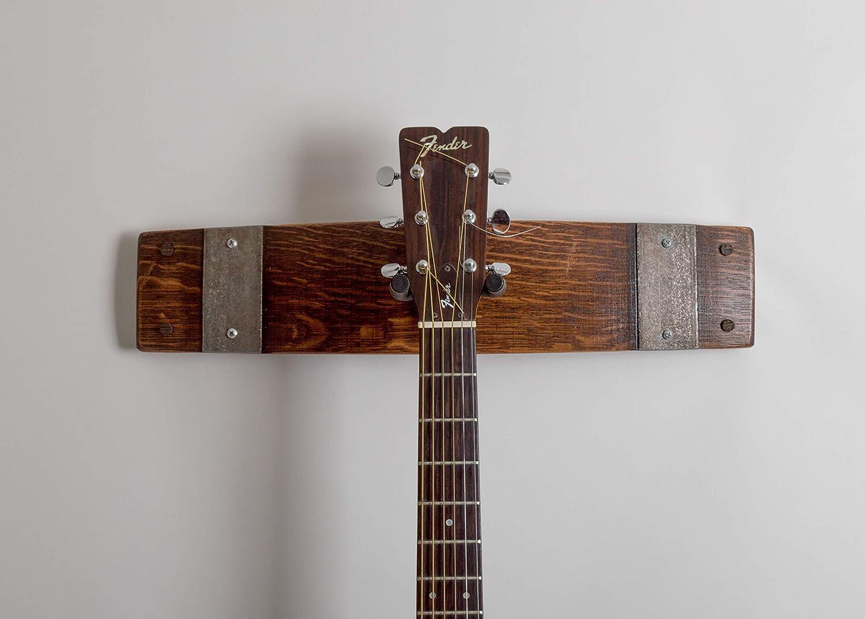 Bourbon Barrel Double Guitar Rack Choice of Size