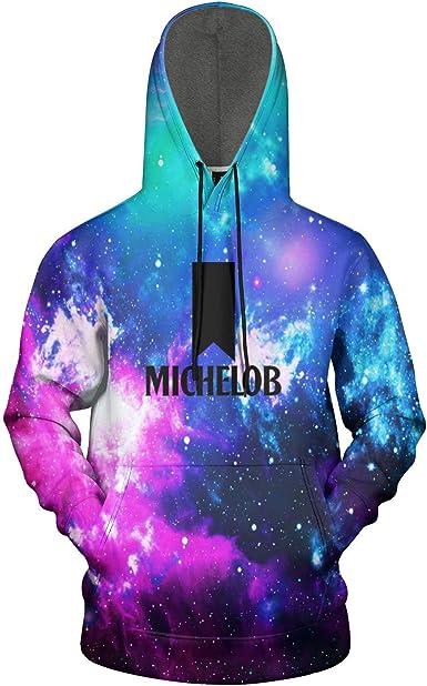 New Galaxy 3D Print Zip Hoodie Sweatshirt Jumper Jacket