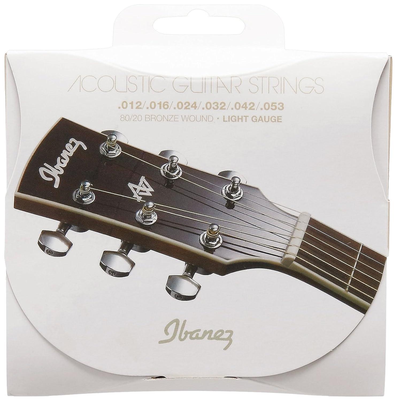 ibanez iacs6c acoustic guitar strings 012 016 024 032 042